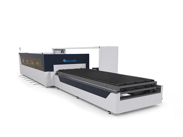 Автомат для резки лазера cnc листа трубы трубы стали углерода 4mm с raytools