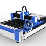 Автомат для резки лазера волокна 500w для высокоскоростного 100m / min нержавеющей стали / ms