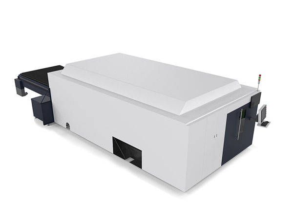 система cnc верхнего уровня мотора автомата для резки лазера металлического листа / пробок двойная