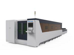 металлообрабатывающая промышленная лазерная резка полностью покрытый тип 1000 Вт