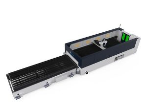 Высокая точность металлического волокна для лазерной резки 500 Вт Raycools режущая головка