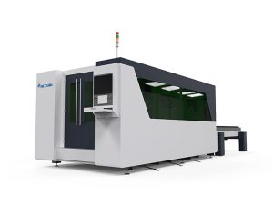 автомат для резки металла лазера cnc двойного стола, автомат для резки плиты лазера