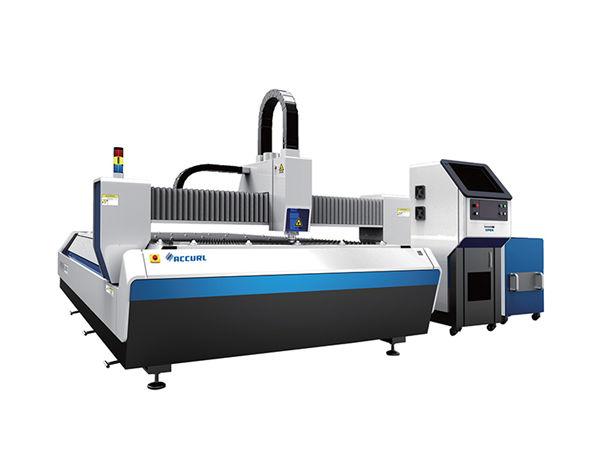 Гравер резца лазера cnc 500 ватт, листовой металл автомата для резки cnc