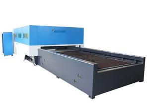 Автомат для резки лазера волокна cnc лезвия пилы 70 w для металла с быстрым ходом