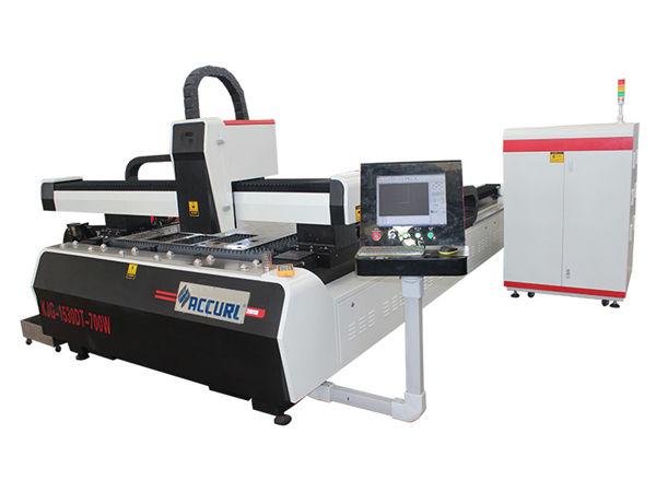 Автомат для резки металла лазера 1000w 1500w для слабой стали, скорости вырезывания 45m / min