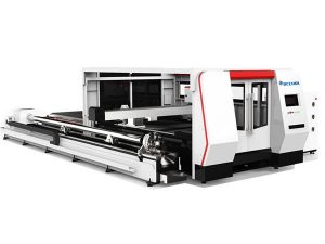 автомат для резки металла лазера волокна роторного устройства
